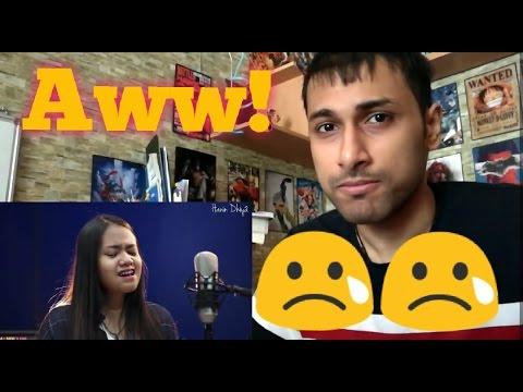 Reacting To Asal Kau Bahagia - (Armada) cover by Hanin Dhiya (GETS EMOTIONAL!)