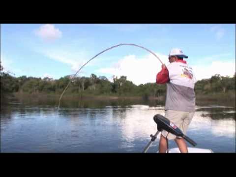 Pescaria De Pirararas Na Modalidade Caipira