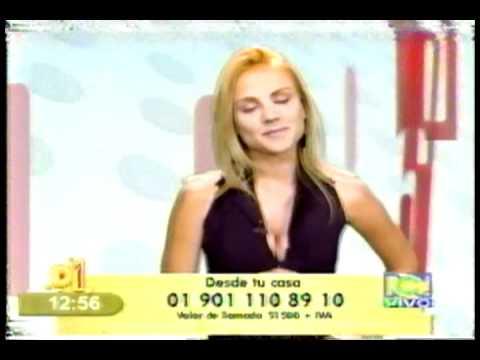 D1 Ximena Cordoba, Televisión Colombiana 2004