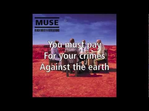 Muse - Take A Bow [HD]