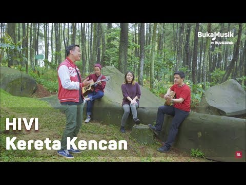 HIVI - Kereta Kencan (with Lyrics) | BukaMusik