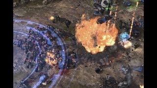 avilo (T) v PiG (T) on  Port Aleksander - StarCraft 2 - Legacy of the Void 2019