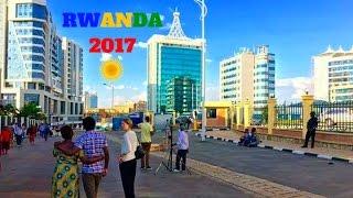 WELCOME TO BEAUTIFUL RWANDA 2017.