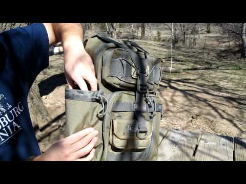 Maxpedition Sitka Gearslinger Review Part 1