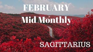 SAGITTARIUS Finding Another Way ❤️Mid February 2019❤️