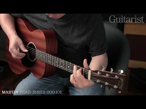 Martin Road Series 000-10E & D12E Demo