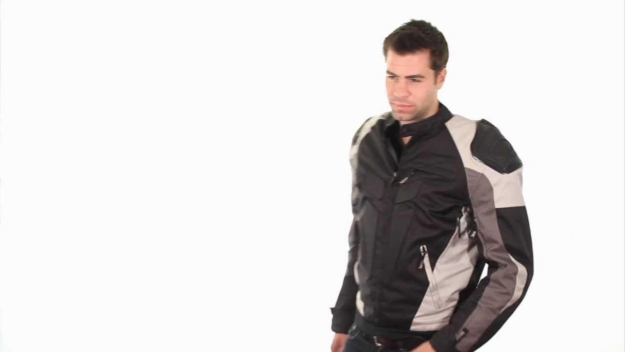 Impact Racing Jacket Race Textile Jacket at