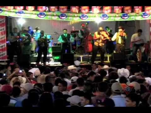 Sonora Juvenil en Festival Campirano de Chanchonas 2010, San Miguel El Salvador