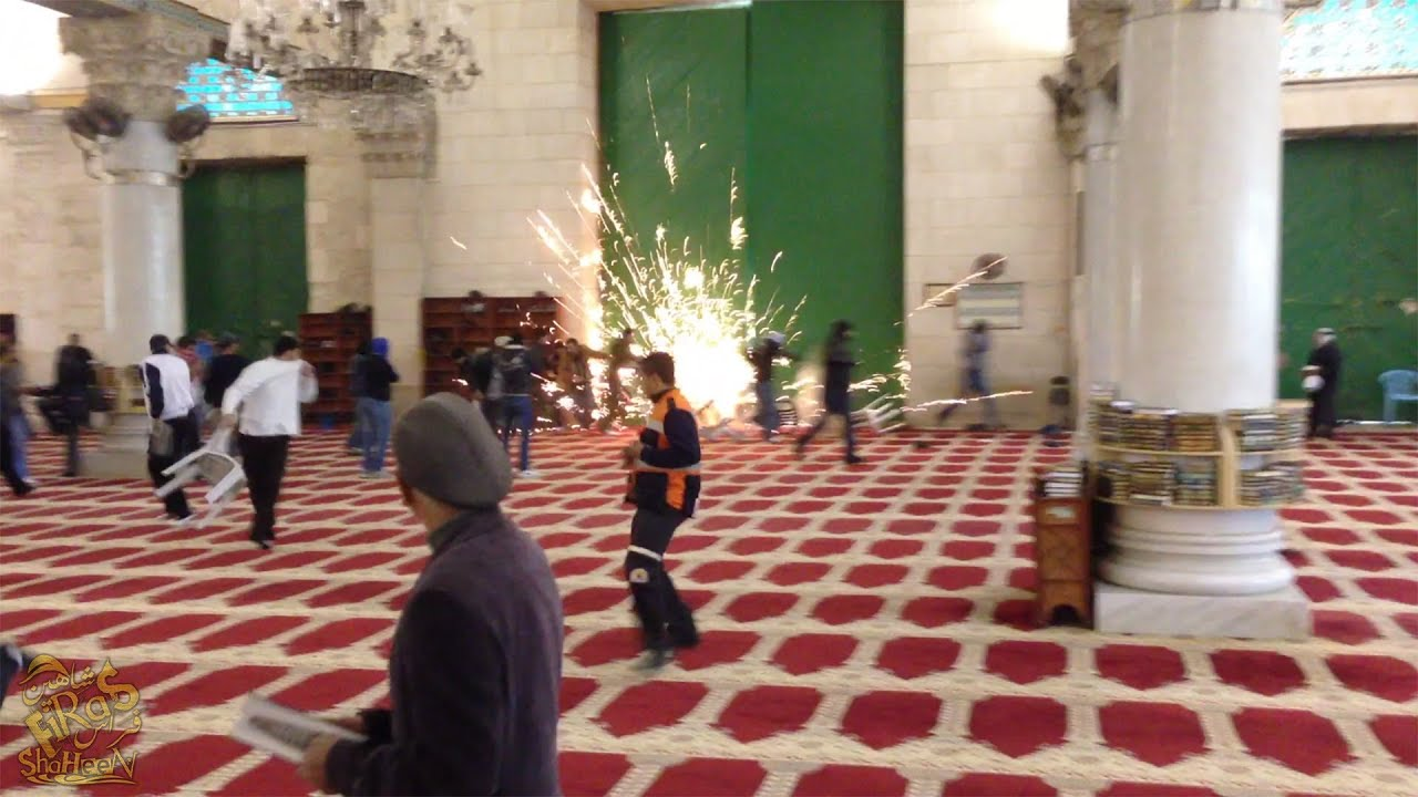 Israel Mosque Aqsa Israel Attacks Al-aqsa Mosque