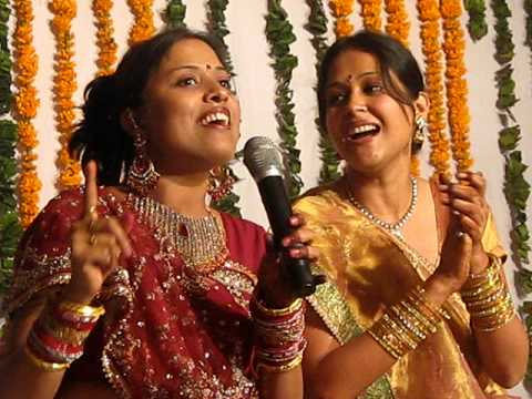 Video Clip - Sasu Lad Mat In Ladies Sangeet video