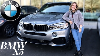 PICKING UP MY NEW CAR | 2017 BMW X5