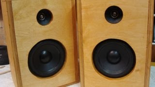 DIY How To Make Homemade Speakers ♪