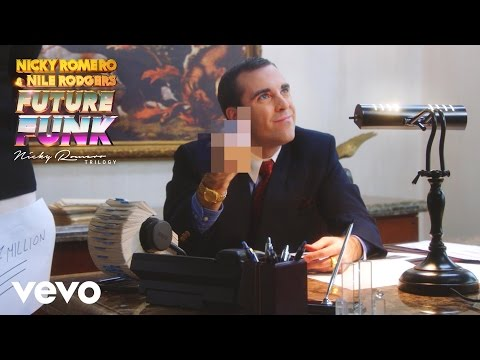 Nicky Romero & Nile Rodgers - Future Funk (Official Music Video)