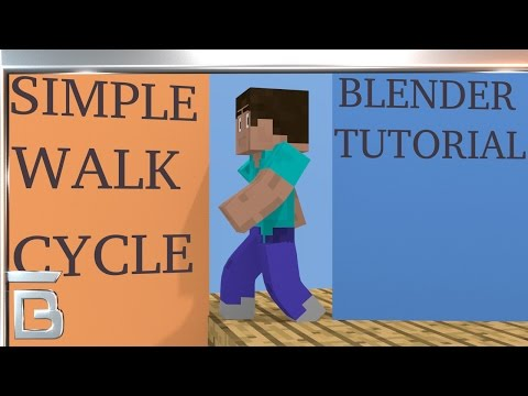 Now you almost ready to start animating the walk cycle, but you still need to do a few more things