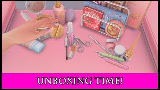 Unboxing Time! Powder Pack, LeLutka Edition For October! (Second Life)