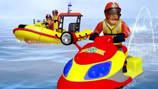 Let's Go Team! | Best Team Rescue Episodes ⭐️ Fireman Sam US