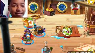 How I won maelstrom in Angry Birds Epic
