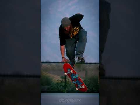 AWESOME Freestyle Skateboarding 2 - Darren Dyk #shorts #skatelife