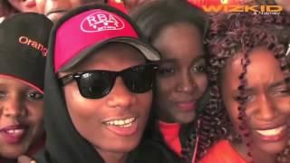 Concert Niger- Wizkid Part 1