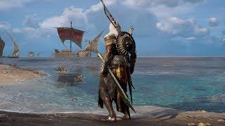 Assassin's Creed: Origins - Marmarica - Open World Free Roam Gameplay (PC HD) [1080p60FPS]