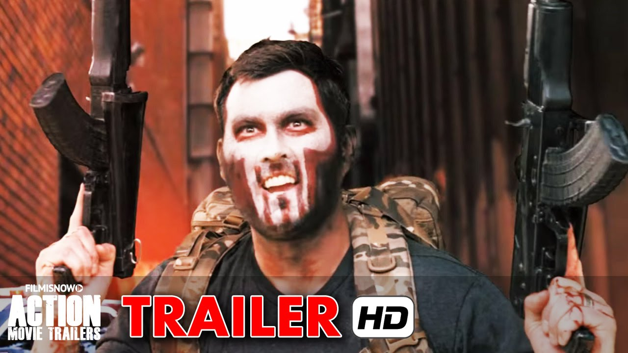 RANGE 15 Official Red Band Trailer - Marcus Lutrell [HD]