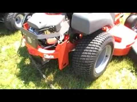 2011 Husqvarna MZ6128 Zero Turn Lawn Mower  www.bees-sports.com