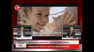 Gündem Özel | Ahmet Ataç Tepebaşı Bld Bşk