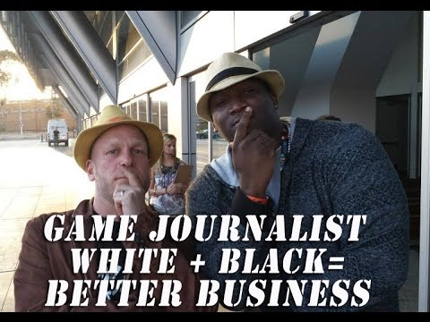 Game Journalism Black + White = Good Business