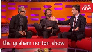 Jack Whitehall's royal comedy gig didn't go well - The Graham Norton Show: 2017 - BBC One