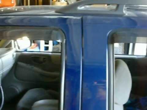 Driverside door install – worst case