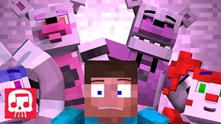 """""""Join Us For A Bite"""" by JT Music [FNAF SL Minecraft Animation by EnchantedMob]"""