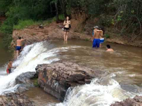 Cachoeira do Jacu tiros mg
