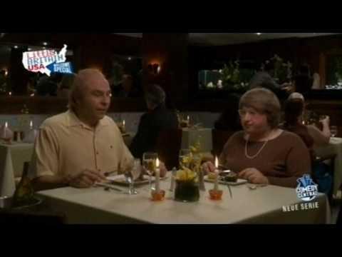 Little Britain USA - Das Ehepaar im Restaurant