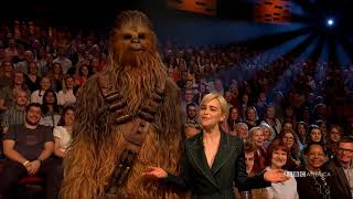 Emilia Clarke and Chewbacca Open The Show! - The Graham Norton Show