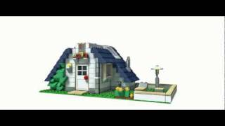 LEGO Creator - Apple Tree House 3-in-1 Transformation