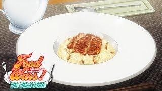 Hitsumabushi | Food Wars! The Third Plate
