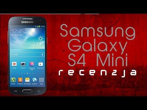 [Mobileo #51] Recenzja Samsung Galaxy S4 Mini   TEST PL