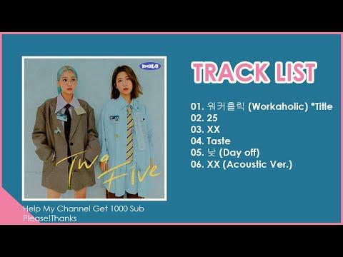 Download FULL ALBUM BOL4 볼빨간사춘기 - TWO FIVE Mp4 baru