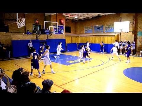 4 | Girls | The Mary Louis Academy ( Queens ) Vs Bishop Loughlin Memorial High School ( Brooklyn )