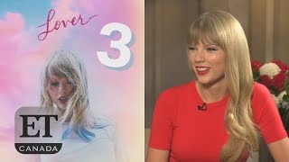 Taylor Swift On The Message Behind Her Album 'Red' | COUNTDOWN TO 'LOVER'