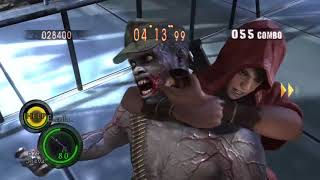 Resident Evil 5 Mercenários GamePlay 14