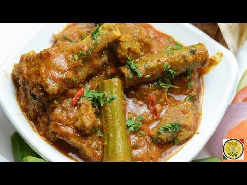 Afrodisiac Drumsticks and Mutton Curry - By Vahchef @ vahrehvah.com