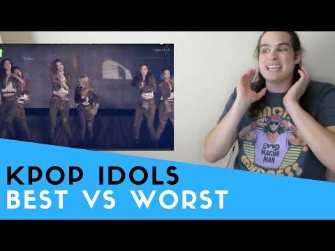 Download Voice Teacher Reacts to Kpop Idols WORST vs. BEST Live Vocals Mp4 baru