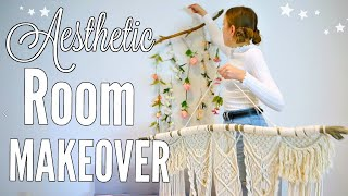 REDOING MY ROOM - Room Makeover 2019!
