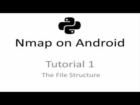 Nmap On Android 1 [The File Structure]