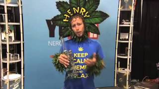YoCan Henry Hemp Commercial E-nail Thor, Nero Technology heating element