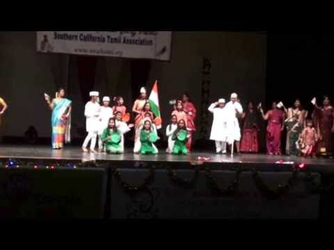 Amazing Indian Patriotic Song Every Indian Should Watch By Irvine Dance Group video