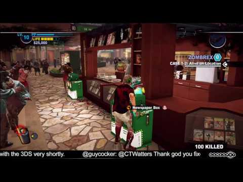 E3 2010 Stage Demo: Dead Rising 2