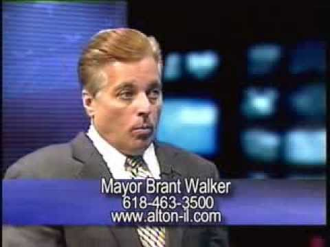 A Conversation with Brant Walker - Mayor of Alton, IL 12-10-13