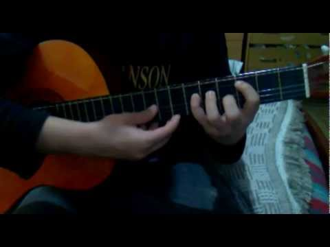 Como Tocar ''sweet Dreams - Marilyn Manson'' Intro Facil En Guitarra video